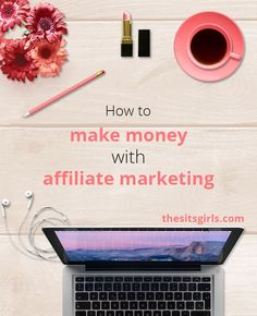 5 tips to help you make money blogging with affiliate marketing. Learn how to bring in extra money each month using affiliate links. | Passive Income | How To Make Money Blogging