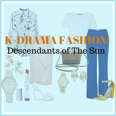 K-Drama Fashion: Descendant's of The Sun