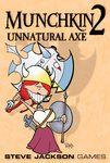Munchkin 2: Unnatural Axe   Board Game   BoardGameGeek
