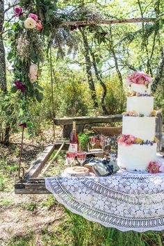 Bohemian, Colourful and Rustic Outdoor Italian Wedding Inspiration | Love My Dress® UK Wedding Blog