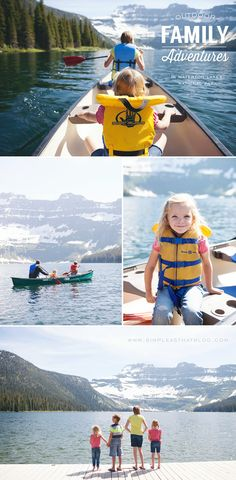 Outdoor Family Adventures in Waterton Lakes National Park.