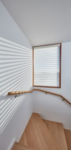 Luxaflex Silhouette Shadings, Stairway - My Ideal House