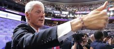 Former President Bill Clinton collected $5.6 million in fees from GEMS Education, a Dubai-based company that teaches Sharia Law…