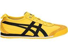 onitsuka tiger mexico 66 sd yellow black usa negra vintage