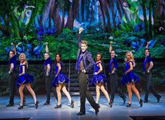 Book your Lord Of The Dance: Dangerous Games tickets and see this smash hit spectacular!
