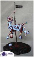 MLP: Not so Dashing - Sculpture by Escaron