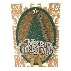 Anna Griffin Festive Words Cutting Dies Cricut Christmas Cards, Pop Up Christmas Cards, Christmas Card Images, Christmas Sentiments, Christmas Scrapbook, Holiday Cards, Christmas 2015, Xmas Crafts, Cute Crafts