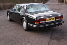 1990 Bentley Turbo R LWB - Silverstone Auctions