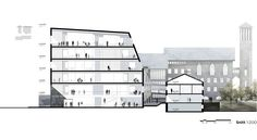 City Hall . Bodø EFFEKT Arkitekter With our proposal for an extension to the City Hall of Bodø, we wish to create a building that is op...