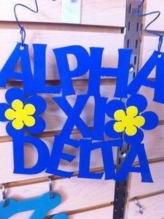 I want this. Alpha Xi Delta