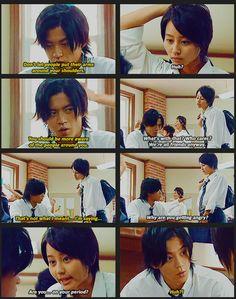 Hana Kino the greatest change in sexist jokes Japanese Show, Japanese Drama, Drama Funny, Drama Memes, Shun Oguri, Girl Drama, Movies Worth Watching, Minions, Funny Scenes