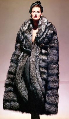 I know, I know...but I love fur!