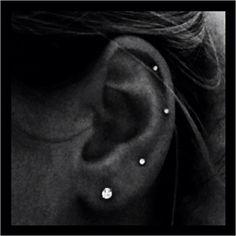 ear, piercing