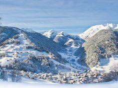 Village d areches vue depuis le cret gerel en hiver guide du tourisme de la…