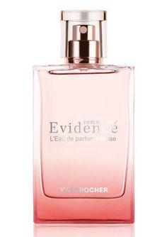 Comme une Evidence L'Eau de Parfum Intense Yves Rocher perfume - a new fragrance for women 2013