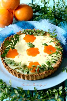 mazurek-przepis Hummus, Camembert Cheese, Dairy, Ethnic Recipes, Food, Essen, Meals, Yemek, Eten
