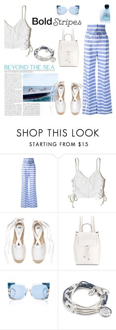 """Beyond the sea"" by keepitrealforme ❤ liked on Polyvore featuring Ermanno Scervino, Hollister Co., Elle, French Connection, Pared, Lizzy James and Giorgio Armani"