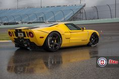 Ford GT on HRE RS105