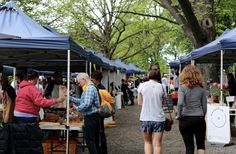 From handmade pastries and sweets to locally grown produce and fresh ingredients for the kitchen, this perfectly placed farmers market is ideal for those looking for some fresh and healthy food. Even if you're not after the vibrant and affordable vegetables and fruit, the quiet little buzz of locals and visitors chatting and enjoying good food makes for a gorgeous day out.