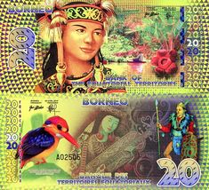 Equatorial Territories Currency banknotes for sale. Dealer of quality collectible world banknotes, fun notes and banknote accessories serving collectors around the world. Over 5000 world banknotes for sale listed with scans and images online. Disney Princess Memes, Money Worksheets, Coins Worth Money, Money Games, Gold Money, Coin Worth, Money Bank, Fauna, Graphic Design Projects