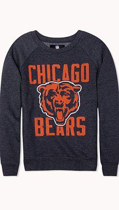 Chicago Bears Logo Sweatshirt