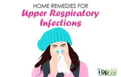 Home Remedies for Upper Respiratory Infections