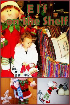 My Bright Firefly: Elf on the Shelf - Part I