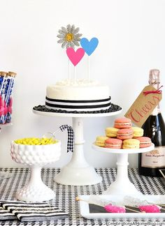 Betsey Johnson Inspired Party — Celebrations at Home