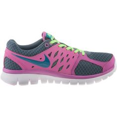 Nike Women's Flex 2013 Running Shoes(Colors: Picture Shown, Electric Blue, Or Pink)