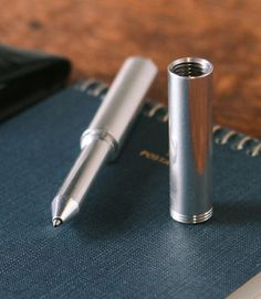 Compact, dependable writing implement made in the USA