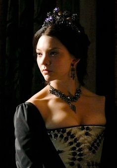 Natalie Dormer as Anne Boleyn in 'The Tudors'.