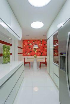 Apartamento moderno com decoração sofisticada em cores claras!