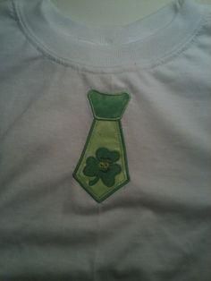 St Patty's Tie Shirt