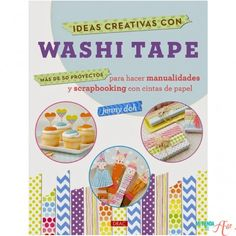 Ideas creativas con Washi Tape