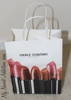 My Newest Addiction Beauty Blog: Merle Norman: First Impressions