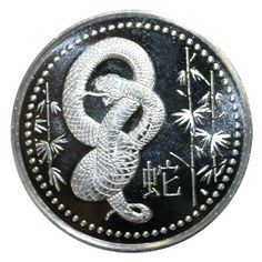 2013 1 oz Silver Year of the Snake Round#.UNM3bsvcXiw.twitter http://www.gainesvillecoins.com/
