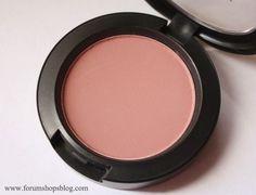 Mac Mocha blush