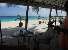 At the Straw Hat, Anguilla. Nice view, wonderful food. And the sunsets?  Unbelievable!#Pin By:Pinterest++ for iPad#