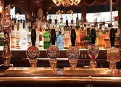 #London: The Windmill serves up magnificent traditional British pub food including its famous steak pies.