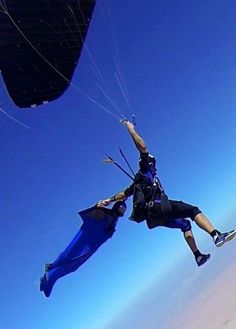 Base Jumping, Leap Of Faith, Skydiving, Dream Life, Koh Tao, Adventure, Squirrel, Water, Lovers