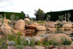 Idea - get some boulders for around the dam