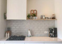 Dinner Room, Splashback, Küchen Design, Interior Design Kitchen, Home Kitchens, Sweet Home, Kitchen Cabinets, New Homes, Home Decor