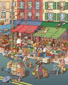 City Farmer's Market