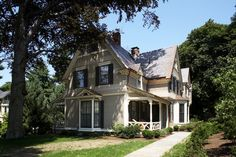 Historic Victorian Exterior - Victorian - Exterior - boston - by LDa Architecture & Interiors