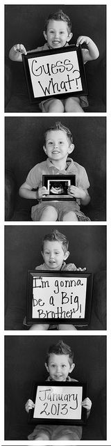Announcing baby #2 :)