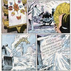 Uncanny X-Men #249 - Storm's funeral quadrinhos-x-men-outback-marvel-comics Quadrinhos: X-Men Outback (Marvel Comics) X-Men_Outback_Marvel Comics - PIPOCA COM BACON #PipocaComBacon Queda Dos Mutantes #Gateway #Teleporter #Jubileu #MarvelComics #Psylocke #Reavers #Carniceiros Fall Of TheMutants #TheUncannyXMen #Outback #Xmen #Quadrinhos #Comics