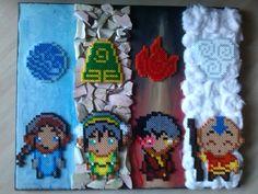 Avatar - perler beads done by bGilliand.deviantart.com on @DeviantArt