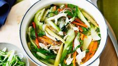 Simple soup recipes that heal