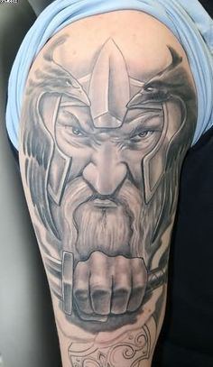 Find Pictures, Video & Information for Viking Tattoos For Women on Tattoo Creatives. Viking Tattoos For Women, browse all types of Viking Tattoos For Women. Viking Tattoos For Men, Viking Warrior Tattoos, Wrist Tattoos For Guys, Tattoos For Women, Tattoos Arm Mann, Top Tattoos, Sleeve Tattoos, Tatoos, Cool Chest Tattoos