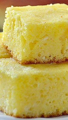 Zlevanka - Sweet Croatian Cornbread